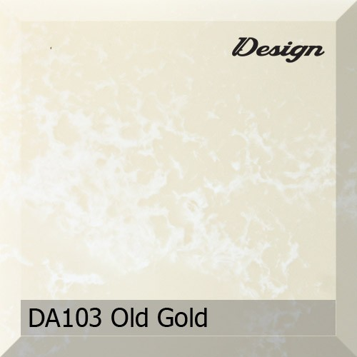 Akrilika DESIGN old gold